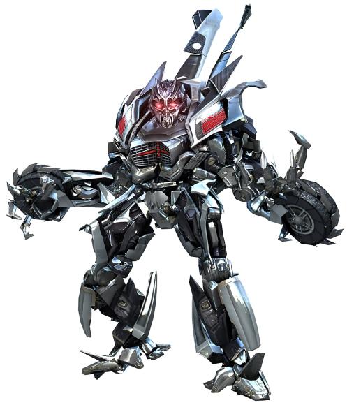 sideways-transformers