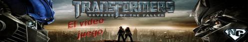 trtansformer videojuego