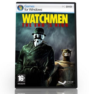 watchmen juego caratula
