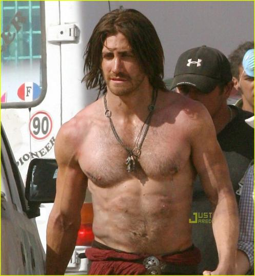 jake-gyllenhaal-shirtless-prince-1